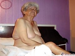 OmaGeiL Homemade Granny BBW Pictures Collection