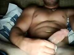 College Muscle Busts A Nut