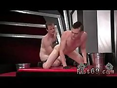 Boy fist older gay first time In an acrobatic 69, Axel Abysse stuffs