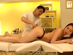 Exotic Japanese model Reon Otowa, Haruna Nakayama, Reiko Asahina in Incredible Massage, Fetish JAV video