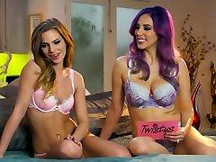 Jelena Jensen & Sydney Cole in Interview Sydney Cole - TwistysNetwork