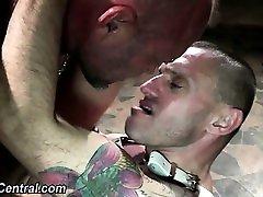 Fetish anal barebacking