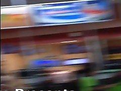Boso Faceshot Series: The Chinita Stripe Cute Panty!