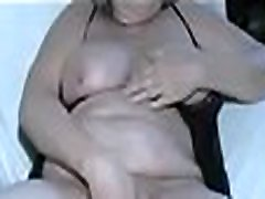 Old chubby bdsm granny and slave young girl fucking