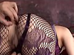 Exploring a juicy and hairy asian snatch