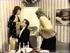 Exotic pornstar in amazing small tits, vintage sex clip