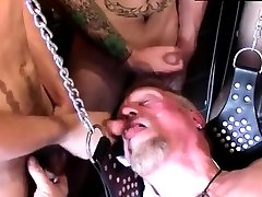 Fist fucking with males gay Post Fisting Session Jerk Off