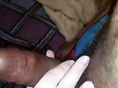 Young black bull blasts huge nut in my BBW hotwife
