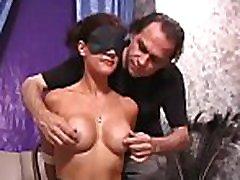 Busty playgirl in brutal bdsm action