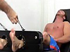 Gay boy bear feet sex xxx Wrestler Frey Finally Tickled