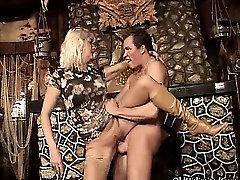 Nasty blonde maturer whore goes crazy part5