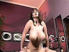 Amazing BBW Boobies Pressed And Penetrated
