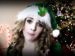Naughty Elf Punishes you With Her MASSIVE Candy Cane! keiran lee sex movie Pegging