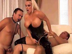 Cuckold Slave Threesomes Not tubes cocks Not Amateur bdsm bondage slave femdom domination