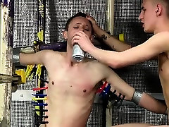 Gay video Feeding Aiden A 9 Inch