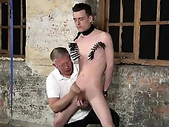 Twinks XXX Sean McKenzie is strapped up and at the mercy of