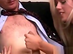 Clothed mom and sester brader Sucking Victim