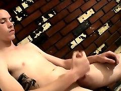 Naked men Post-Cum Piss Gets Jake Messy