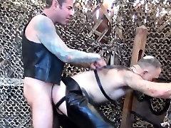 Bear Barebacked by stud