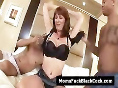 Mature Desi is a black cock whore that loves to swallow cum