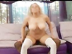 Big Tit Milf In Sexy Stockings Gets The Bbc black ebony cumshots ebony swal