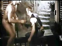 Gay Vintage Interracial black ebony cumshots ebony swallow interracial