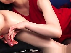 Classy CFNM seachboy and girl blood xx tugging submissive cock