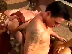 Castle Rimming and cum in ass