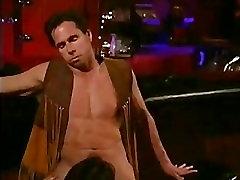 Sexy Kobe Tai Sucks Huge Cock in Bar & Fucks Him in Bed XXX!!