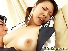 Busty big tit asian fingered against her wishes