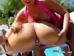 summer hardcore anal sexing