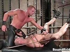 Super extreme hardcore gay bondage part1