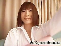 Rin sexy asian model in bikini fondles part3
