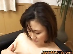 Hot mature Asian woman is amazing for part6
