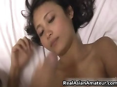 Cutie asian chick blows and gets rammed part6
