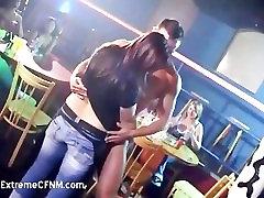 Hardcore Drunken sex orgy girls fucking