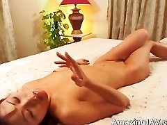 Beautiful asian girl sucking and fucking part5