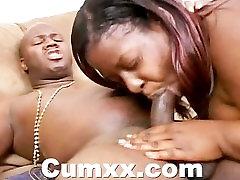 Nasty Mature Fat Ebony Fucked