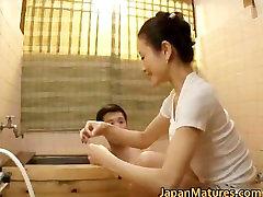 Matsuda Kumiko dirty mature part2