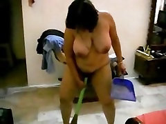 Hefty Paki Aunty fucked in her Big Muslim Arse by Small Asian Paki Penis