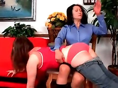 Naughty Girls Get A Good Spanking By twistedworlds