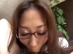 asian sexx office blowjob