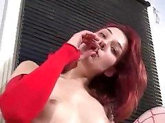 Gabrielle Smoking Fetish