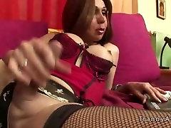 Huge dick tranny anal fucks boyfriend