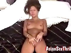 Asian amateur model home video