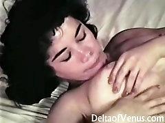 Vintage Latina Nudie & Masturbation Reel 1970s - Carmen