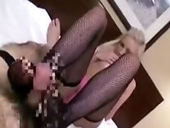 AMWF Giselle Monet Interracial with asian guy