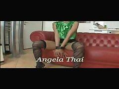 angela tajski in omar galanti dober blowjob in jebi