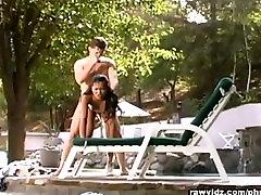 Sabrine Maui Asian Outdoor Sex