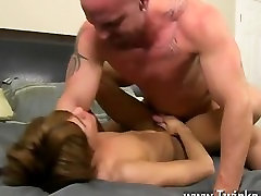 Twink video He calls the poor guy over to his building after hours to set